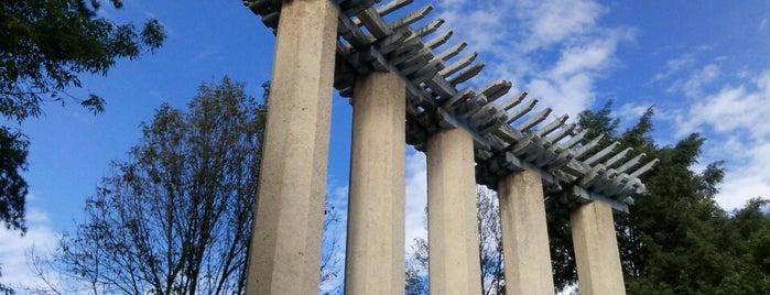 Parque México is one of Ciudad de México y alrededores.