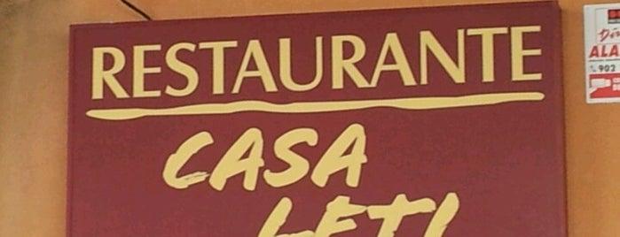 Casa Leti is one of Tempat yang Disimpan Estela.