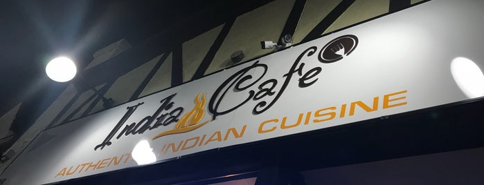 India Cafe is one of Westchester.
