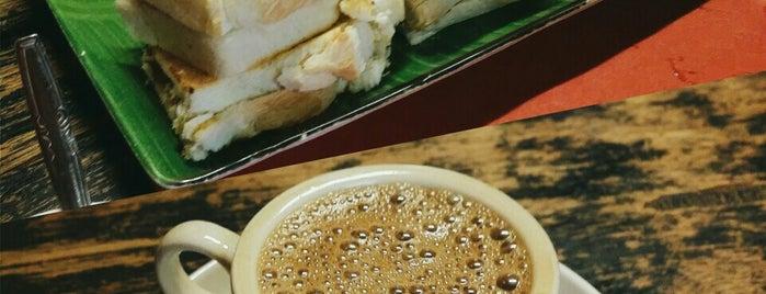 Nanyang Old Coffee 南洋老咖啡 is one of Kopi.JS.