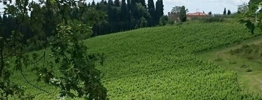 Castelli Del Grevepesa is one of Chianti Classico Hospitality.