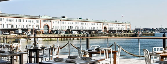Legal Harborside is one of Boston's Best Foods.