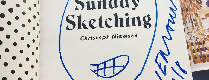 Studio Christoph Niemann is one of To do.