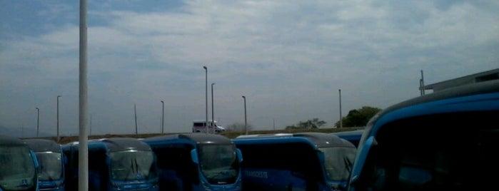 Terminal Alvorada is one of Melhores Shoppings..
