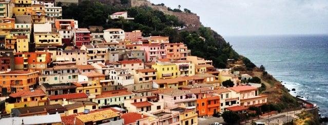 Castelsardo is one of Jas' favorite urban sites.