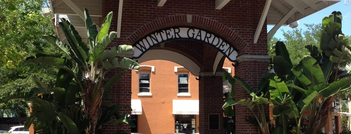 Downtown Winter Garden is one of Posti che sono piaciuti a Vallyri.