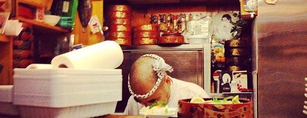 POPOROYA SUSHI YA is one of Ristoranti etnici vegan-friendly a Milano.