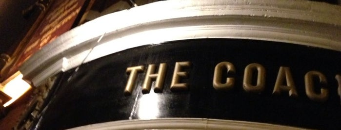 Coach & Horses is one of BMAG's Pubs.