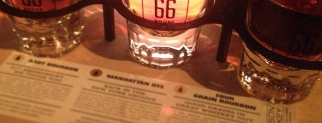 Route 66 Smokehouse is one of NYC Good Beer Passport (2014).