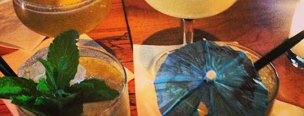Pegu Club is one of NYC x Eating the Big Apple.