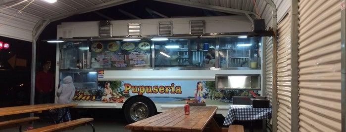 Tita's Pupuseria Restaurante Salvadoreno is one of I-5 Eats.