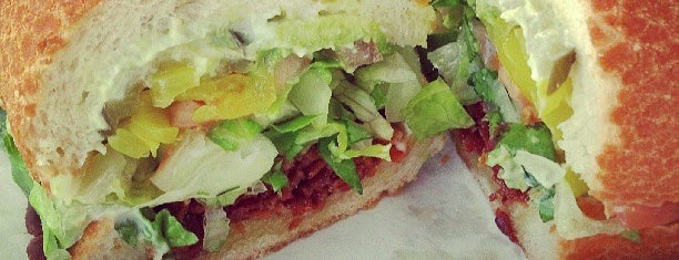 Mad Subs is one of California - The Golden State (Northern).