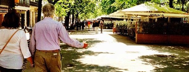 Rambla de Catalunya is one of Orte, die Fabio gefallen.