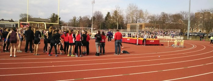 Bill Buxton Stadium is one of Locations to Visit at Simpson College.