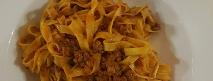 adesso pasta is one of Bologna.