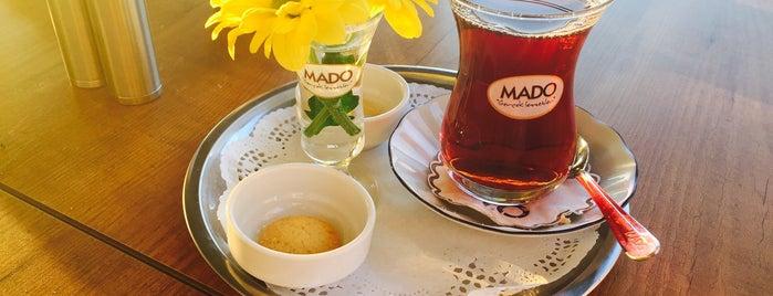 Mado is one of Mustafa'nın Beğendiği Mekanlar.