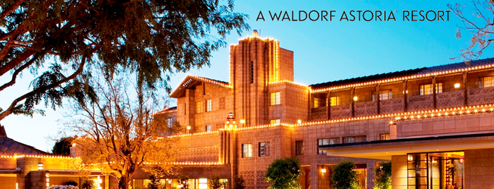 Waldorf Astoria Resort Arizona Biltmore is one of Historic America.