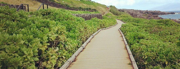 Kapalua Coastal Trail is one of Maui.