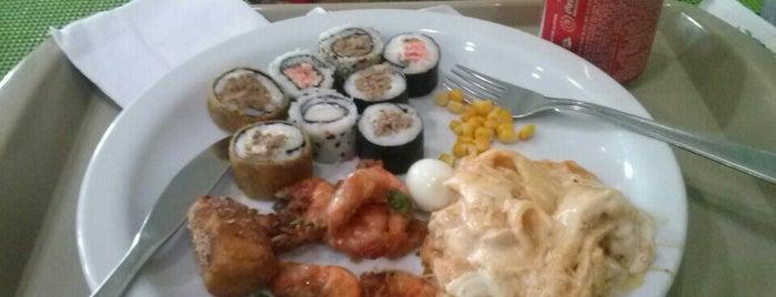 Restaurante Manga Rosa is one of Tempat yang Disukai Paula.