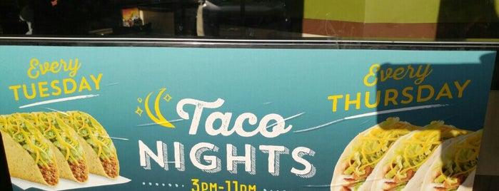 Del Taco is one of Orte, die Ryan gefallen.