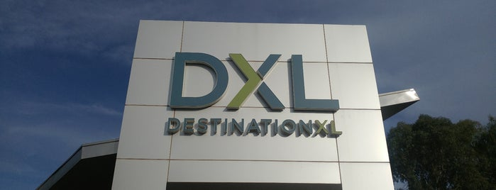 DXL is one of Josh : понравившиеся места.