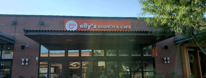 Elly's Brunch and Cafe is one of Phx Try.