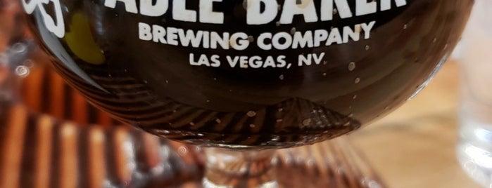 Able Baker Brewing is one of Viva Las Vegas.