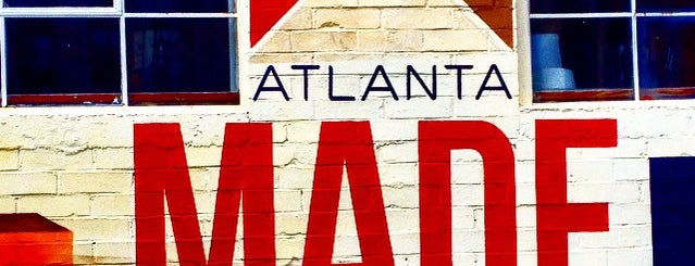 Atlanta Made is one of Best of Atlanta 2013 Shops.
