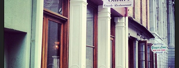Olivier's Creole Restaurant in the French Quarter is one of Offbeat's favorite New Orleans restaurants.
