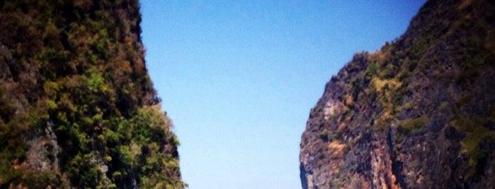 Phi Phi Cruiser is one of Lugares favoritos de GezginGurme.