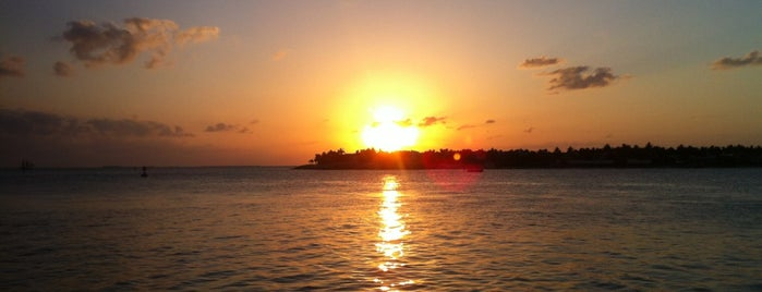 Sunset Pier is one of Key West.