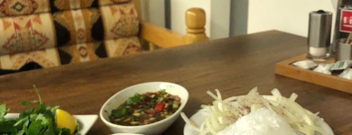 Urfa Lahmacun is one of Hamdi ile gezelim yiyelim.