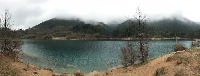 Lake Tsivlos is one of Lieux qui ont plu à Alled.