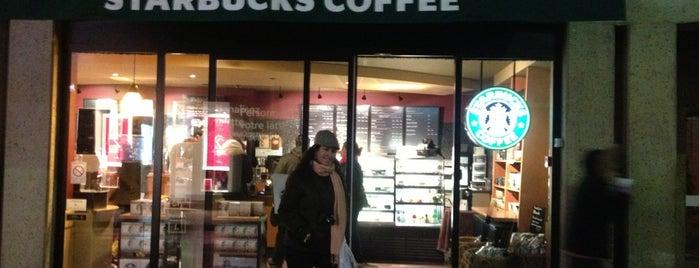 Starbucks is one of Lugares guardados de Василий.
