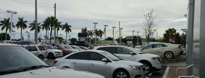 Pompano Ford Lincoln Mercury is one of Shopping.