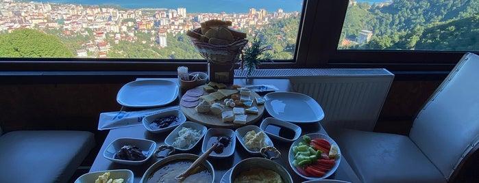 Manzara Cafe & Restaurant is one of Lieux qui ont plu à Ömer.