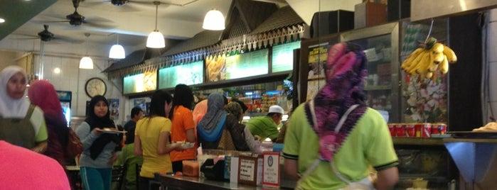 Restoran Haslam is one of Nasrul : понравившиеся места.