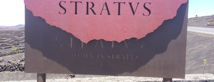 Bodegas Stratus is one of LANZAROTE.