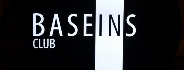Klubs Baseins is one of Laikam būs jāaiziet.
