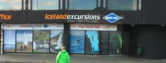 Iceland Excursions is one of Tempat yang Disukai Carl.