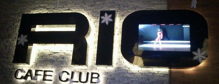 РИО is one of Tempat yang Disukai Роман.