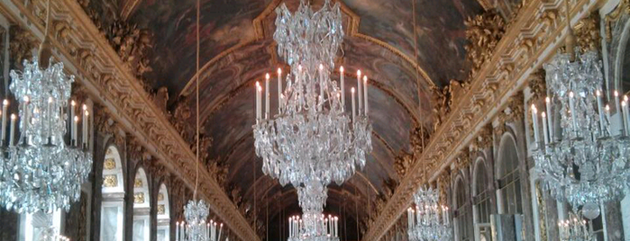 Reggia di Versailles is one of Posti salvati di Rex.