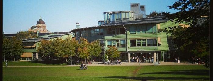 Stockholms universitet is one of Estocolmo 2016.