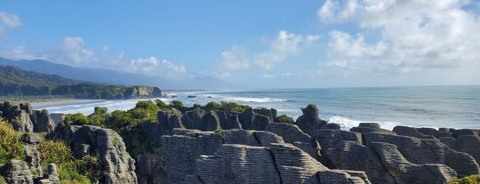 Paparoa National Park is one of NZ NP.