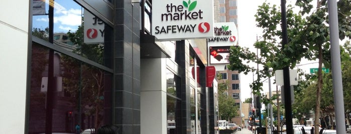 The Market by Safeway is one of Food places.
