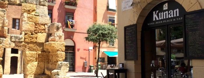Kunan is one of Tarragona.