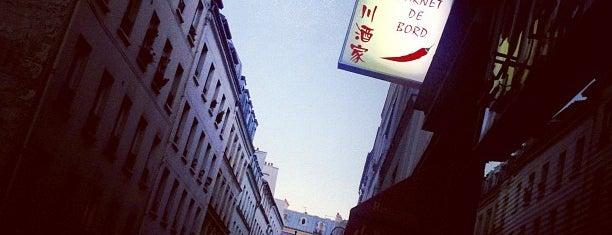 Carnet de Bord is one of Paris.