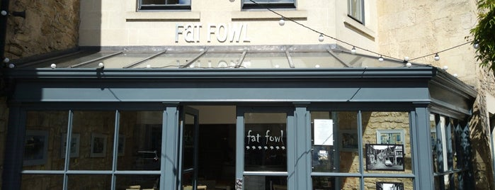 The Fat Fowl is one of Gluten free England.