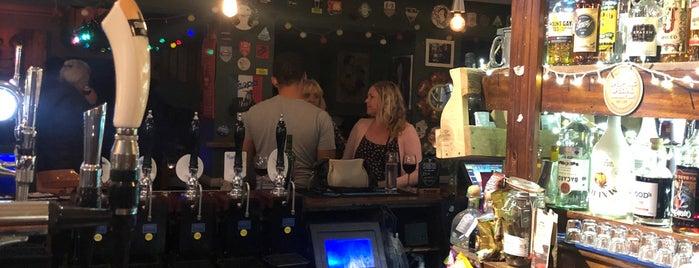 The Oxford Pub is one of Locais curtidos por Carl.