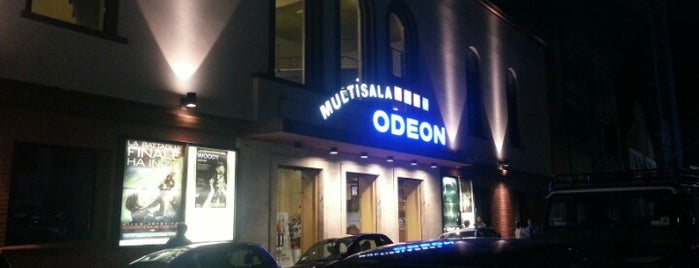 Cinema Odeon is one of #4sqCities #Pisa - Tips for travellers!.